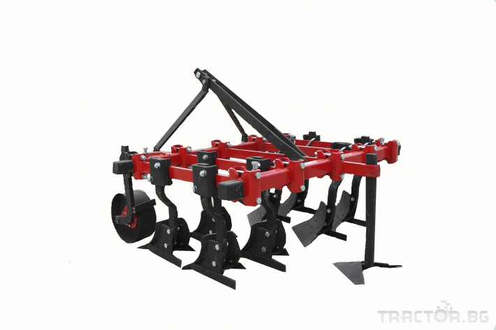 Машини за лозя / овошки УНЛМ 2.0 /2,5 / 3,5  - Камт Карнобат 5
