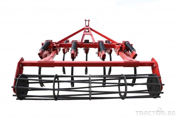 Чизели Чизел КАМТ модел РД 7-40 0 - Трактор БГ