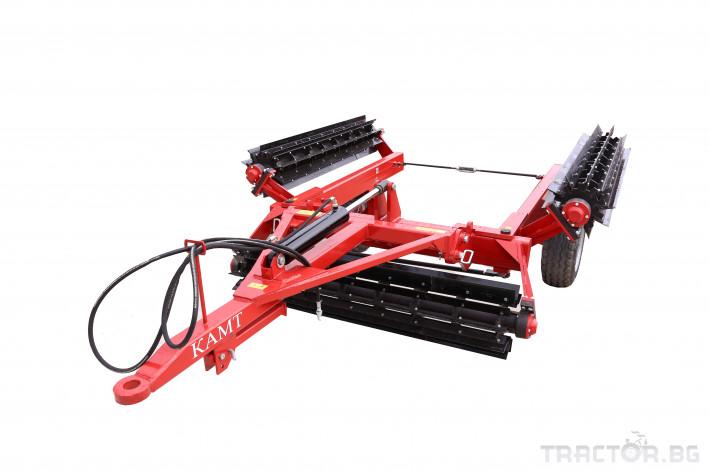 Мулчери Сечка-раздробител КАМТ модел 6,0 4 - Трактор БГ