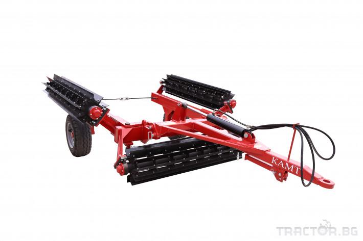 Мулчери Сечка-раздробител КАМТ модел 6,0 0 - Трактор БГ