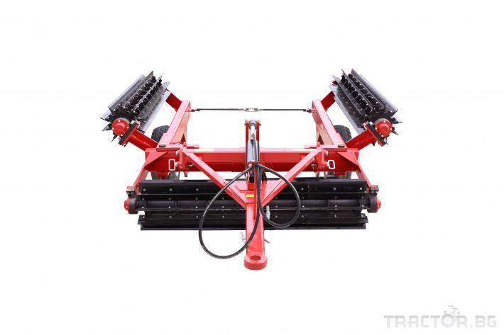 Мулчери Сечка-раздробител КАМТ модел 6,0 1 - Трактор БГ