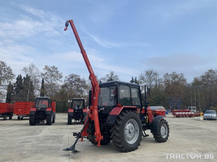 Други Кран за тор 0 - Трактор БГ