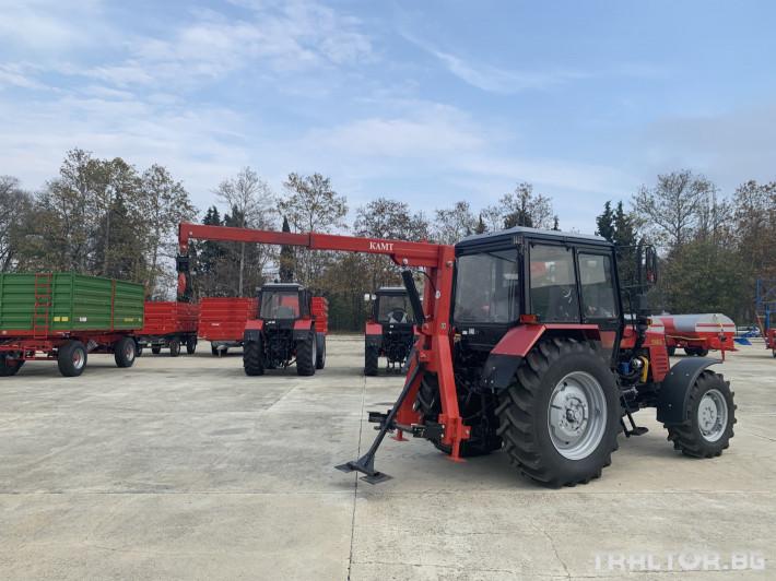 Други Кран за тор 1 - Трактор БГ