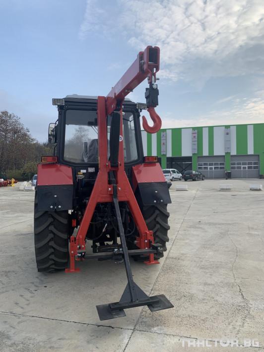 Други Кран за тор 4 - Трактор БГ