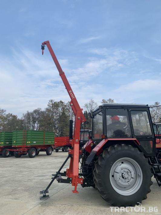 Други Кран за тор 5 - Трактор БГ