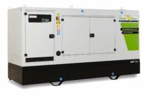 Дизелов генератор за ток, марка Green Power, модел GP 145 S/I